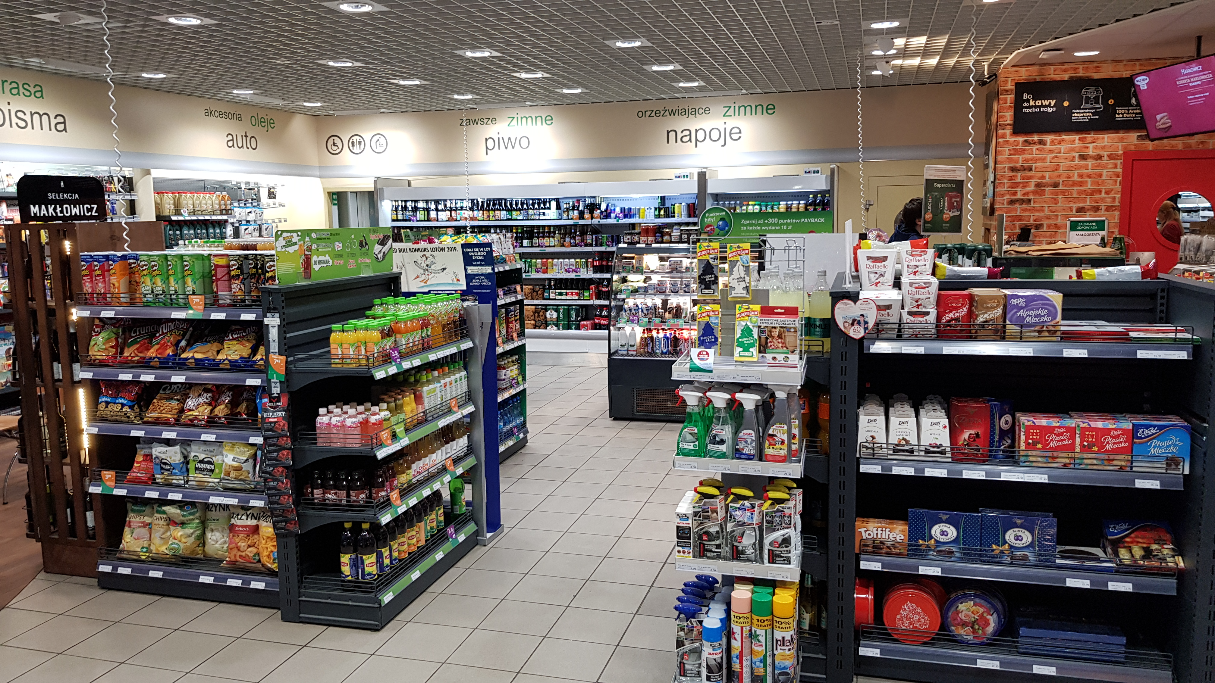 Option One executes audit of BP petrol stations in Poland