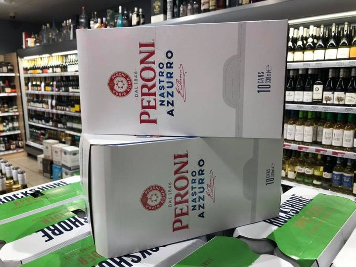 Field Sales Solutions deliver 'The Italian Job' - Driving Distribution of Peroni in Style for Asahi UK